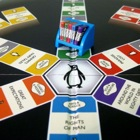 Penguin Bookchase Boardgame