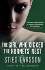 pre-book Girl Who Kicked the Hornet's Nest (#3), Larsson, Stieg